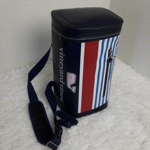 Vineyard Vines new sling backpack cooler 10 cans